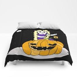 Halloween Pumkin Comforters