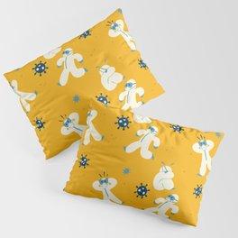 Pandemic Pattern - Hazmat Pillow Sham