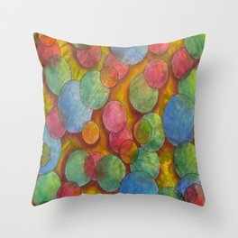 Rabble Rousers Throw Pillow