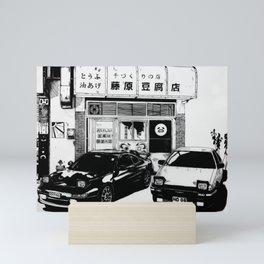 Drift Mini Art Print