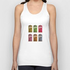 Pop Tardi Unisex Tank Top