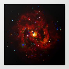 Lambada Space Canvas Print