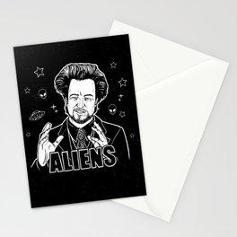 Aliens Guy (Giorgio Tsoukalos) Stationery Cards