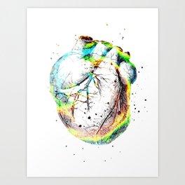 Hearth Within' Art Print
