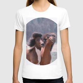 Hey babe....I'm looking good? T-shirt