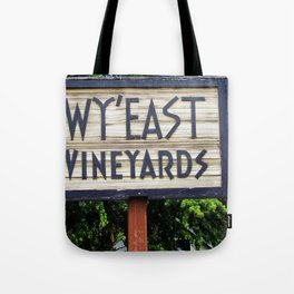 Wy'East - Sign Tote Bag