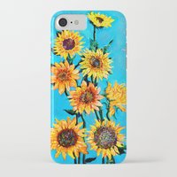 sunshine iPhone & iPod Cases featuring SUNSHINE by Jordan Soliz