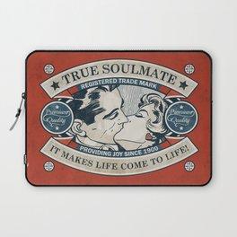 True Soulmate Laptop Sleeve