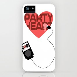 S.N.O Party Heart iPhone Case