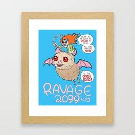 Ravage 2099 Framed Art Print