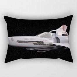 Colonial Viper Mk.II Rectangular Pillow