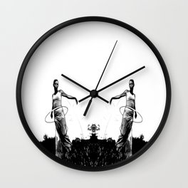 Hymn to Dionysus Wall Clock