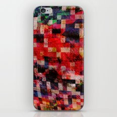 ■Pixel Punk■ iPhone & iPod Skin