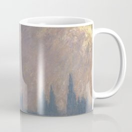 Houses of Parliament, Sunlight Effect Coffee Mug