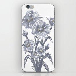 Wildwood Flowers iPhone Skin