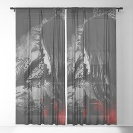 VOID Sheer Curtain