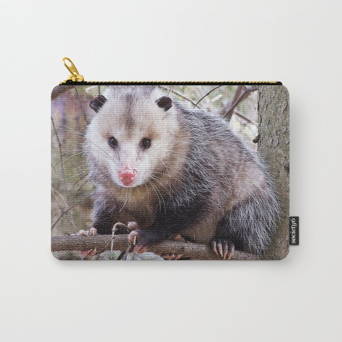 Possum Staredown Carry-All Pouch