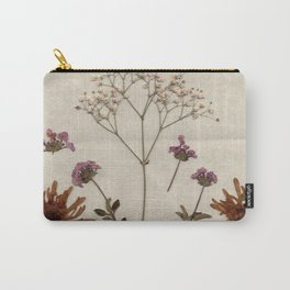 I give you baby's breath Carry-All Pouch