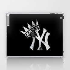 King of New York .2 Laptop & iPad Skin