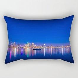 Blue Toronto Rectangular Pillow