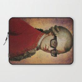 Hipster Mozart Laptop Sleeve