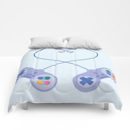 Be My Player 2 Comforters