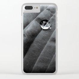 Hypno Hosta II Clear iPhone Case