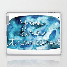 You Are Treasured Laptop & iPad Skin