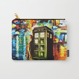 Time Lord Carry-All Pouch