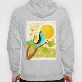 Early To Rise Hoody