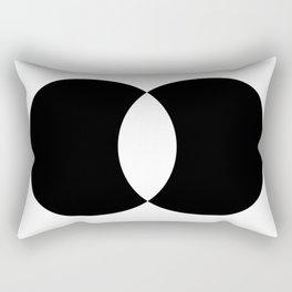 collision Rectangular Pillow