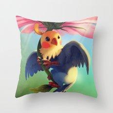 Gryphonatiel Throw Pillow