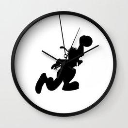 #thejumpmanseries, Max Wall Clock