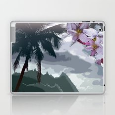The Storm is Passing Laptop & iPad Skin
