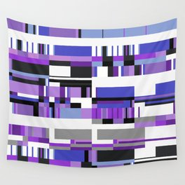 Debussy Little Shepherd (Purples) Wall Tapestry