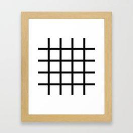 kutije v.3 Framed Art Print