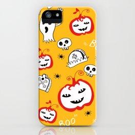 Halloween day iPhone Case