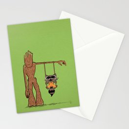 Come Swing With Me Stationery Cards