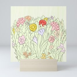 Blooms Mini Art Print