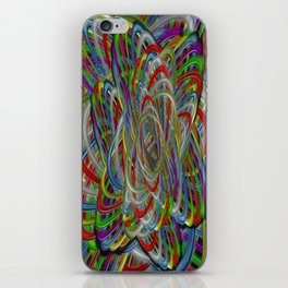 Astray Colors iPhone Skin