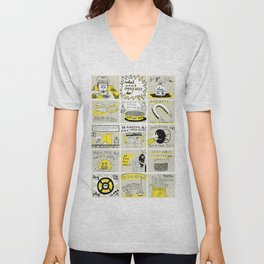 WHAT WOULD CHARLIE KELLY DO? Unisex V-Neck