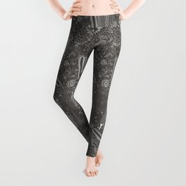 the good stuff mono Leggings