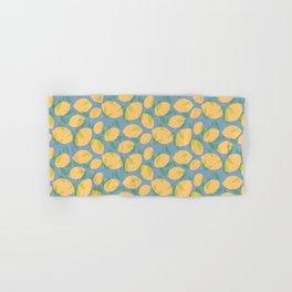 Lemon Love/Cool Blue Hand & Bath Towel
