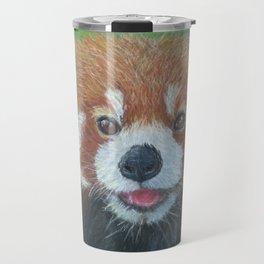 Red Panda (Ailurus fulgens) Travel Mug