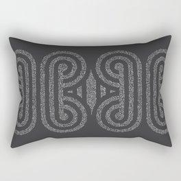 Geometro 02 Rectangular Pillow