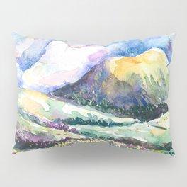 Path to Cloud Mountain Pillow Sham