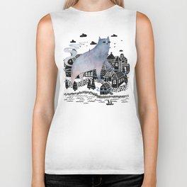 The Fog Biker Tank