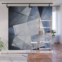 Cubism Wall Mural