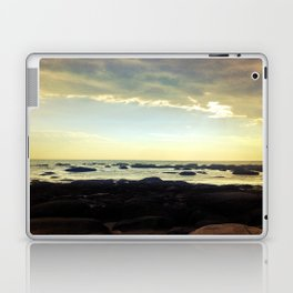 Sunset Over the Water Laptop & iPad Skin