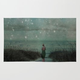 Stars in the Night Sky Rug